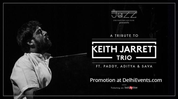 Tribute Keith Jarrett Trio Paddy Aditya Sava Piano Man Jazz Club Creative