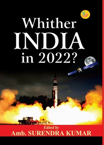 Whither India 2022 Book Cover
