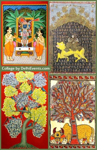 Art Concern Traditional Folk Show Artworks