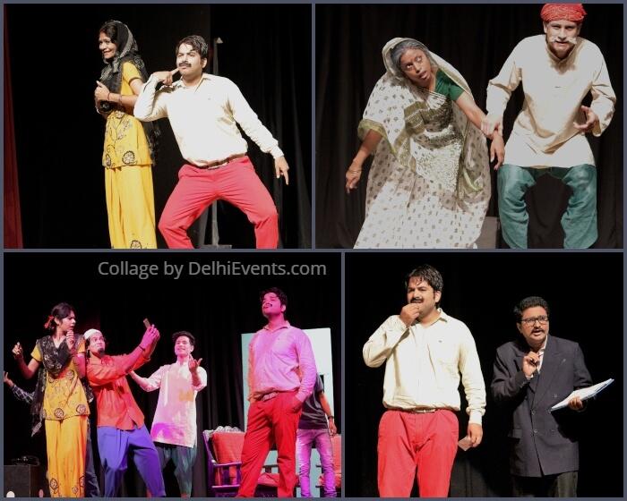 Jitender Pawar Haai Paisa Comedy Play Stills