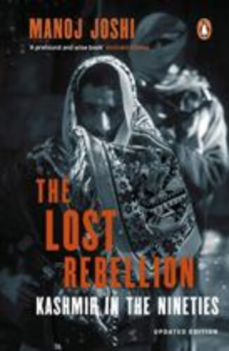 Lost Rebellion Kashmir Nineties Book Cover