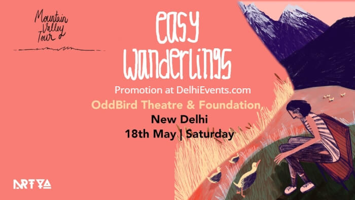 nrtya Easy Wanderlings Mountain Valley Tour Oddbird Theatre Creative