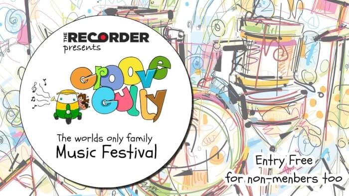 Recorder Groove Gully World First Family Music Festival Palms Town Country Club Creative