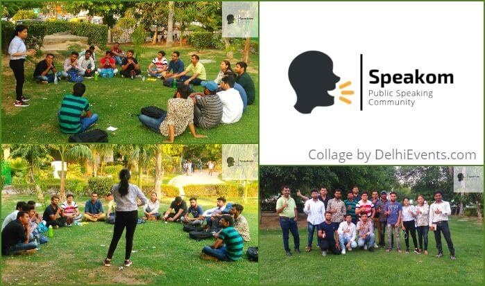 Speakom Public Speaking Community Stills