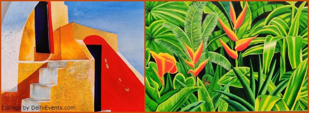 Artworks Anurita Sonali Kochhar