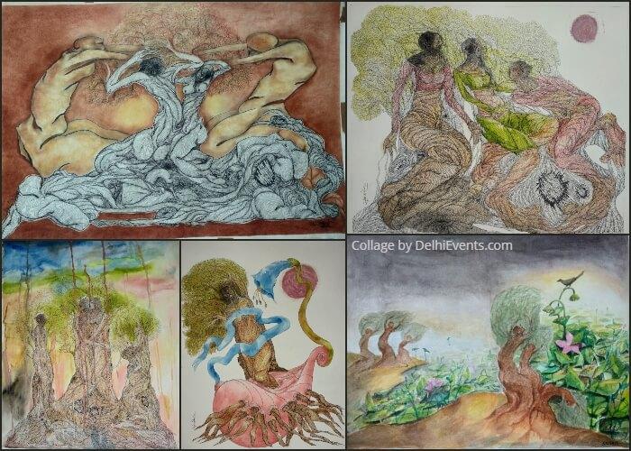 Sujan Biswas Artworks