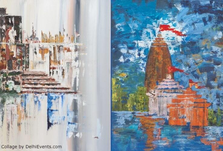 Artworks Suryasnata Mohanty