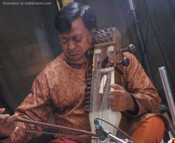 A Sarangi Concert Ustad Moinuddin Khan India Habitat Centre Lodhi Road Creative