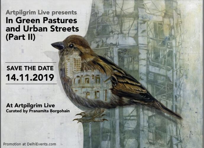 Part Ii Green Pastures Urban Streets Art Pilgrim Live Gurugram Creative