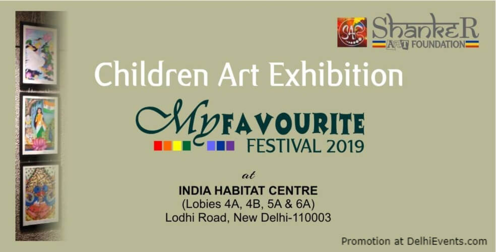 Children Art Contest Shanker Foundation Creative