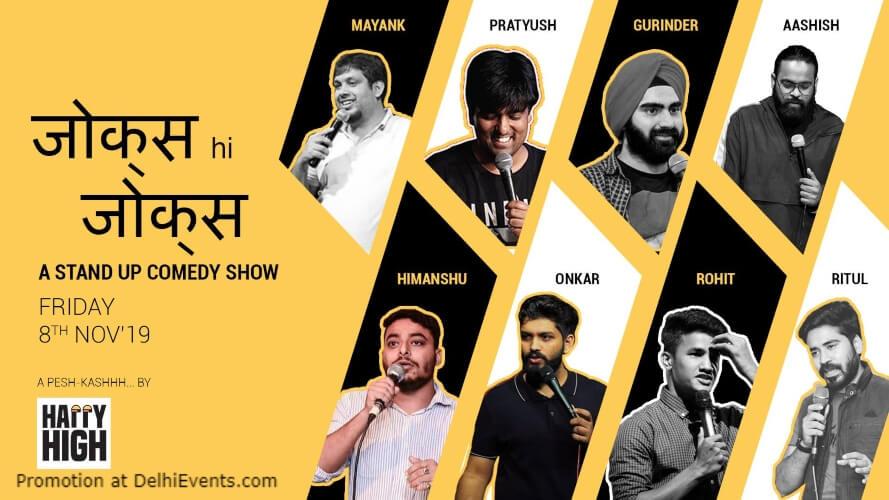 Jokes Hi Standup Comedy Happy High Shahpur Jat Creative