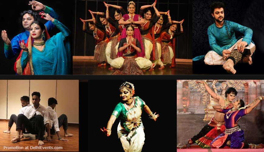 Indradhanush Dilli 2019, Dance and Music Festival - Artists