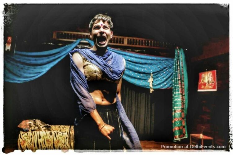 Bebaak Manto Hindustani Play Still