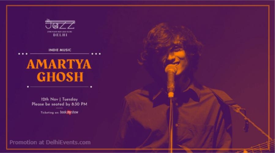 Amartya Ghosh Piano Man Jazz Club Safdarjung Enclave Creative