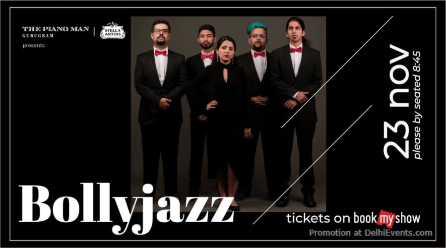 Bollyjazz Piano Man Gurugram Creative