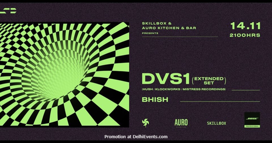DVS1 Extended Set Auro Kitchen Bar Hauz Khas Creative