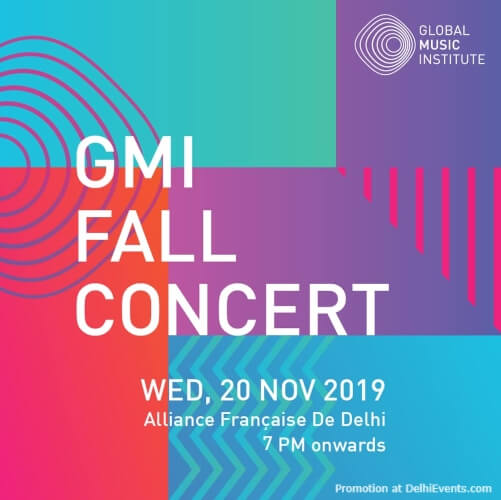 Gmi Fall Concert Alliance Francaise Lodhi Road Creative
