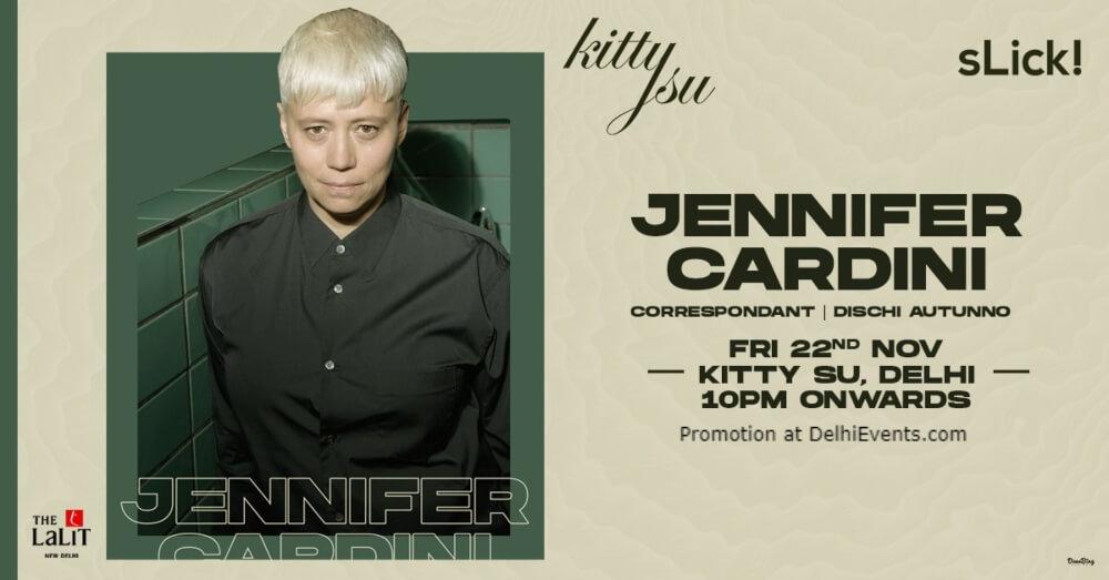 Jennifer Cardini Lalit Connaught Place Creative