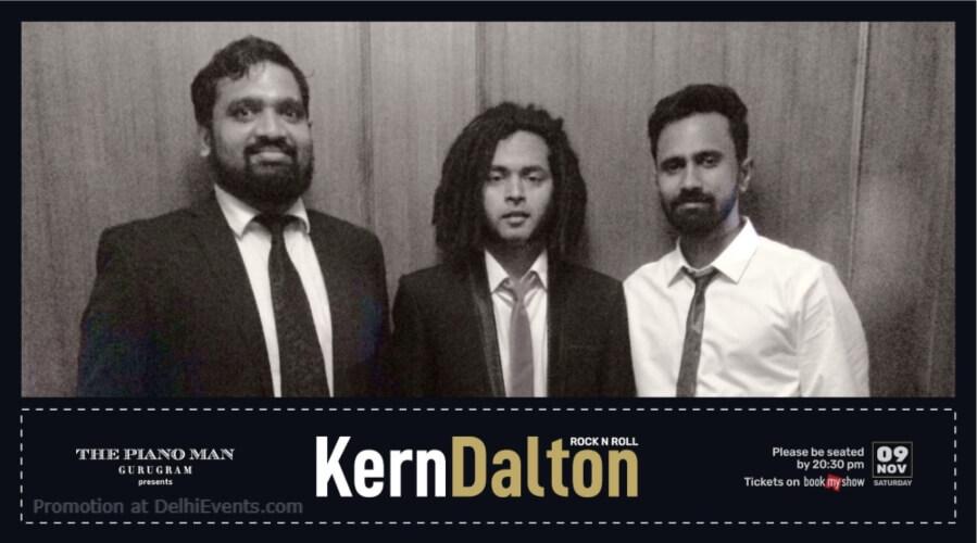 Kern Dalton Piano Man Gurugram Creative