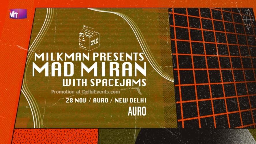 Milkman Mad Miran Auro Kitchen Bar Hauz Khas Creative