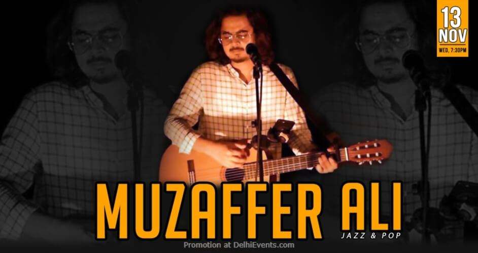 Muzaffer Ali Nowhere Terrace BrewPub Cafe Gurugram Creative