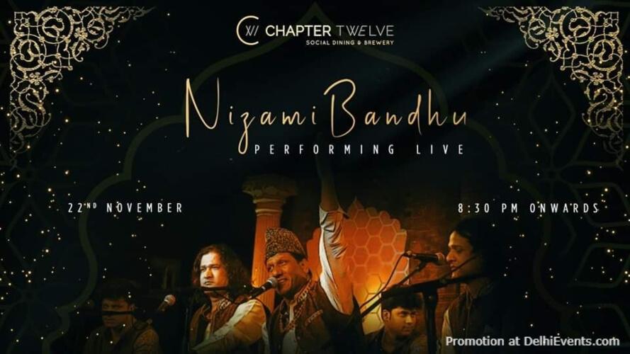 Nizami Bandhu Chapter Twelve Ozone Centre Faridabad Creative