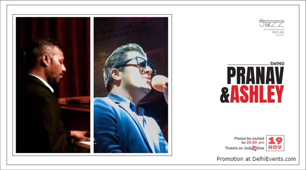 Pranav Ashley Piano Man Jazz Club Safdarjung Enclave Creative