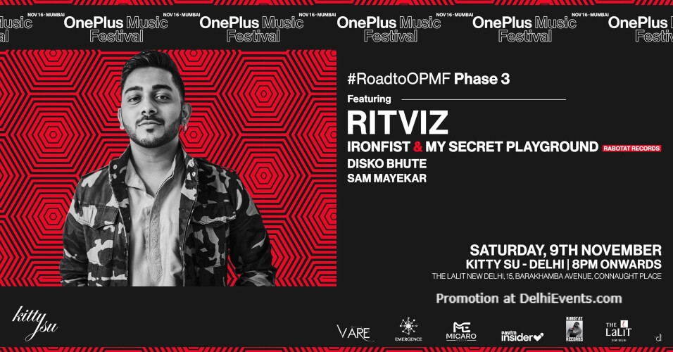 Road Opmf Phase 3 Ritviz Lalit Connaught Place Creative