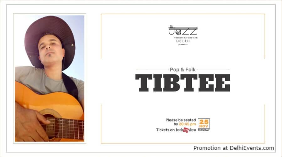 Tibtee Piano Man Jazz Club Safdarjung Enclave Creative