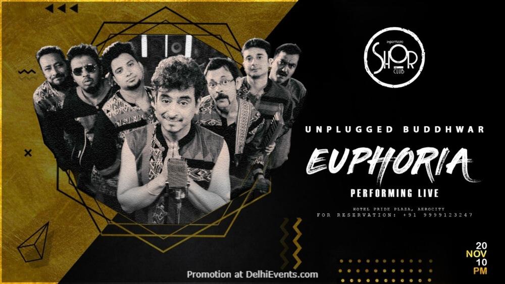 Unplugged Buddhwar Euphoria Performing Imperfecto Shor Aerocity Creative