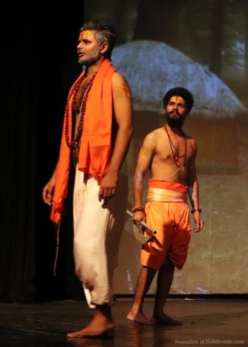 Parshu Ram Play Shri Ram Centre Mandi House Creative