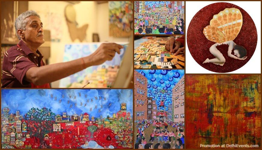 Artworks Sailesh Sanghavi