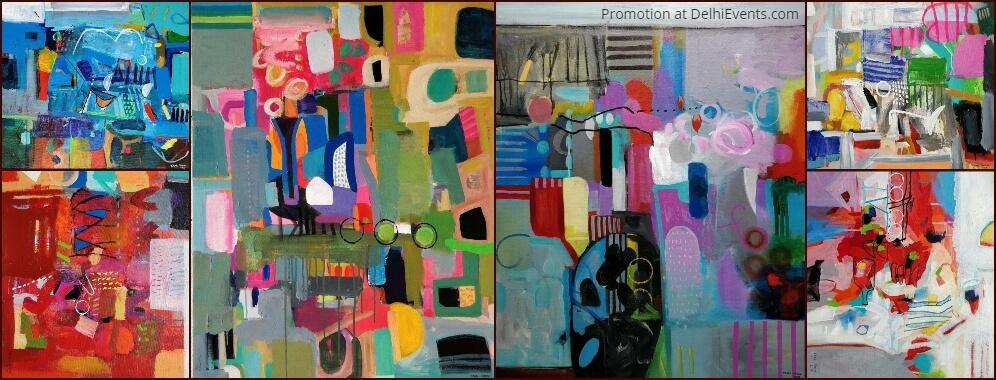 Paintings Tanu Yadav
