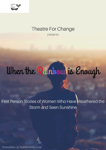Theatre Change When Rainbow Enough Stories Women Play Creative