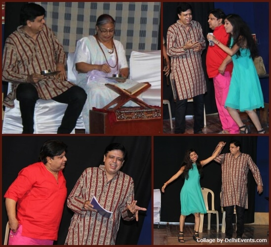 Bhavya Cultural Society Rupaiya Dus Lakh Play Stills