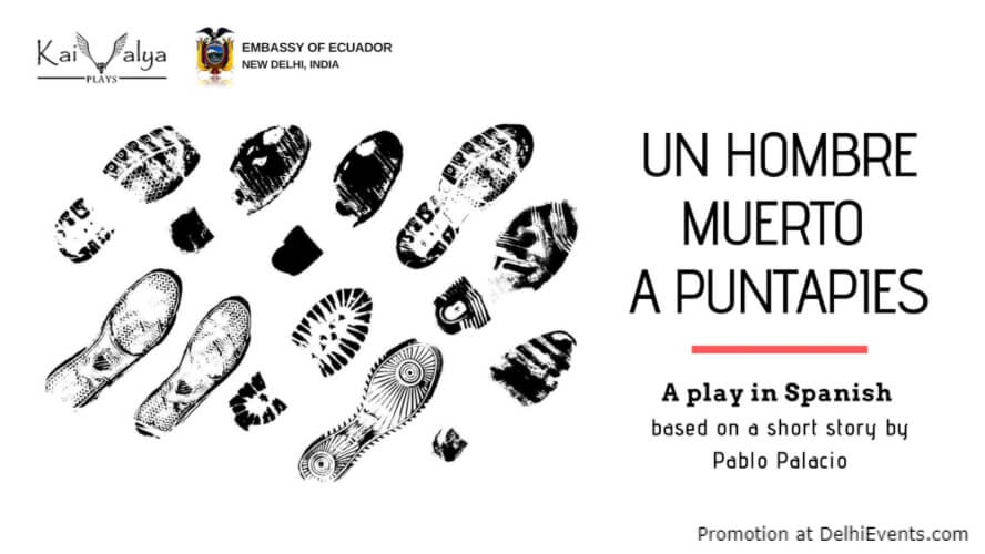 Un Hombre Muerto Puntapies Play Spanish Instituto Cervantes CP Creative