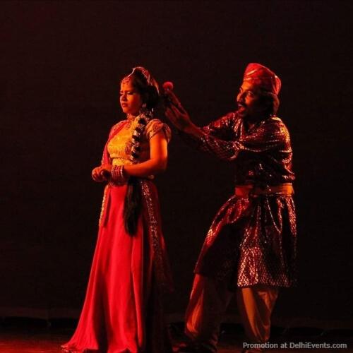XII STD Rangmanch Basant Sabniss Saiyan Bhaye Kotwal Play Stills
