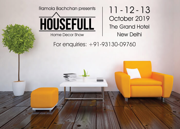 HouseFull Home Decor Show Ramola Bachchan Creative