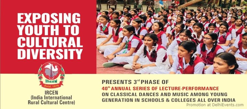 Ircen Odissi Vani Madhav Govt Girls Sr Sec School Roop Nagar Creative
