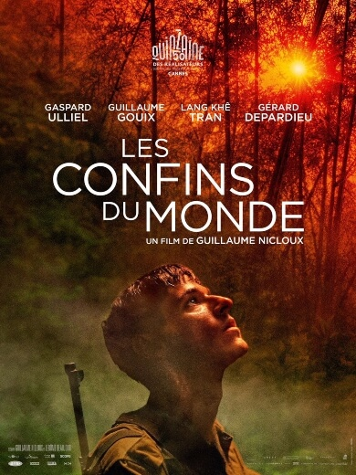 Les Confins Du Monde French Film Poster