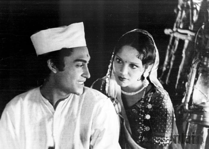 Achhut Kannya Film Poster