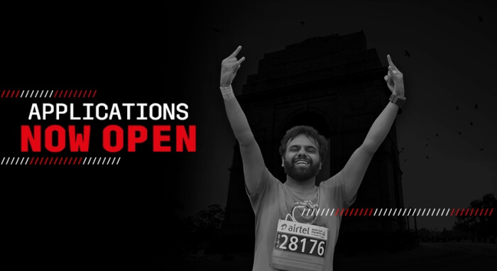 Airtel Delhi Half Marathon Registration Open
