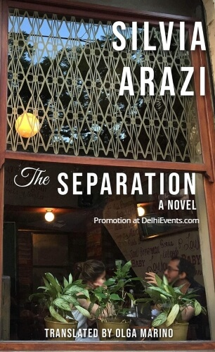 Silvia Arazi Separation Book Cover