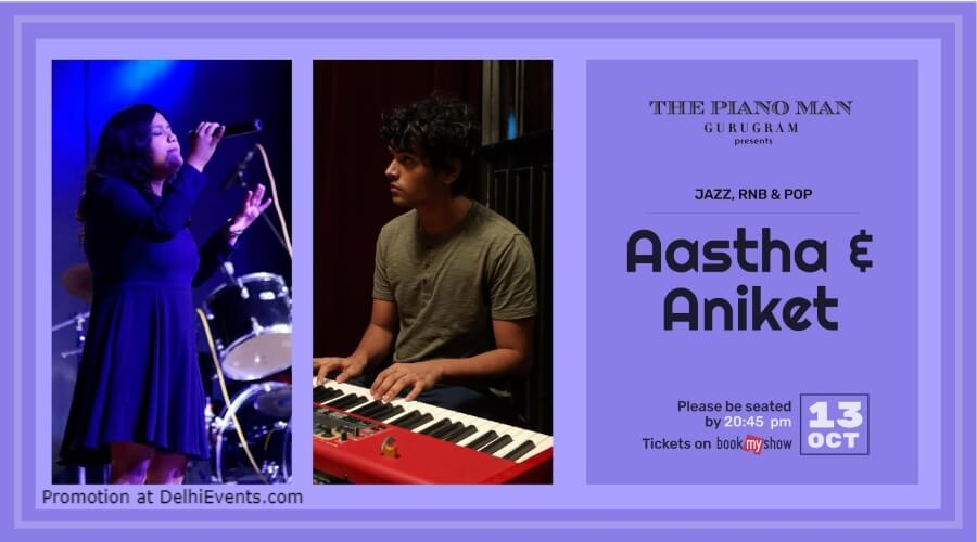 Aastha Aniket Piano Man Gurugram Creative