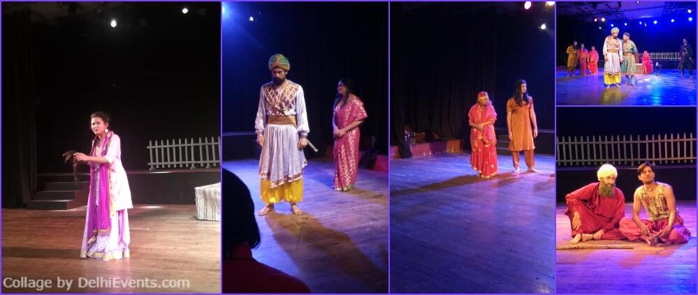 Sumukha Gandhi Hindustani Sahitya Sabha Dayaprakash Sinhas Sidiya Play Stills