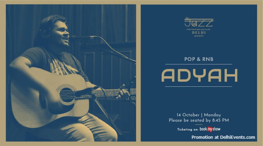 Adyah Piano Man Jazz Club Safdarjung Enclave Creative