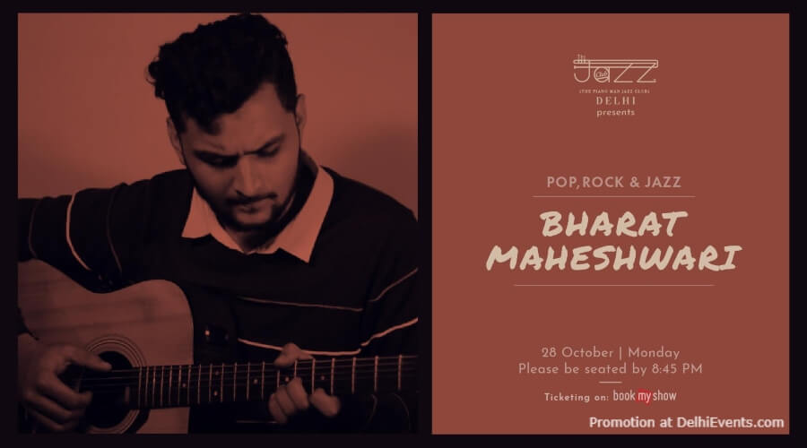 Bharat Maheshwari Piano Man Jazz Club Safdarjung Enclave Creative