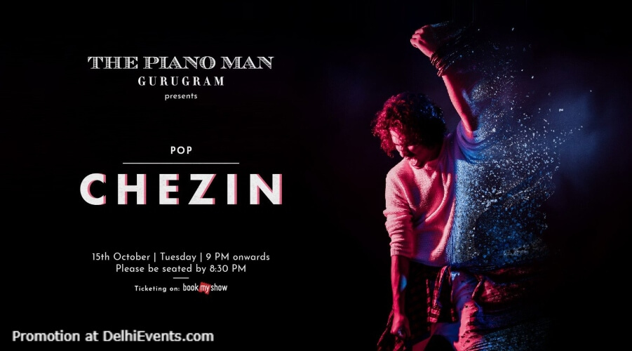 Chezin Piano Man Gurugram Creative