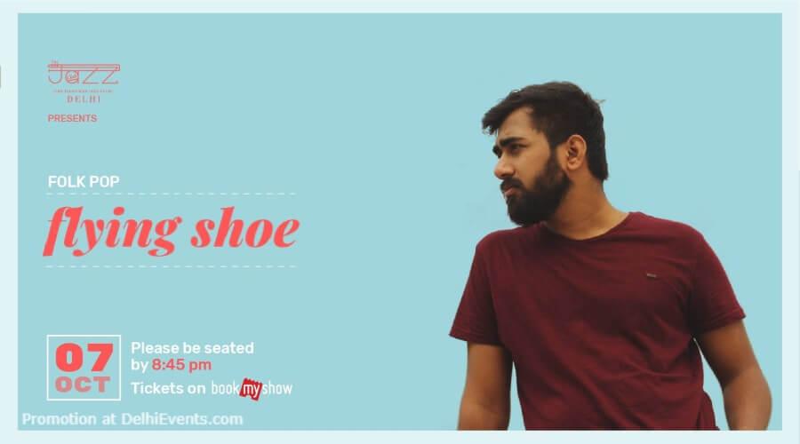 Flying Shoe Piano Man Jazz Club Safdarjung Enclave Creative
