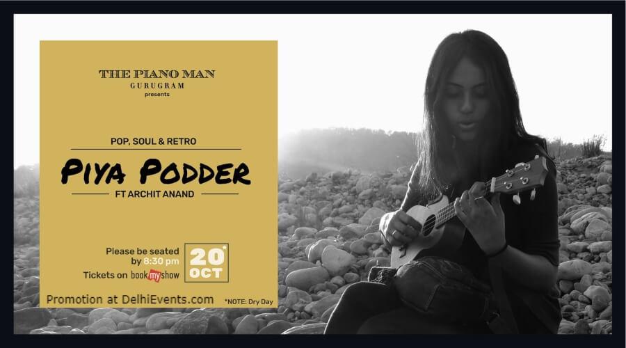Piya Podder Archit Anand Piano Man Gurugram Creative